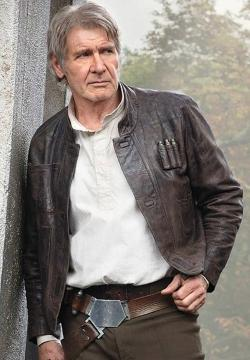 celebsclothing - Star Wars: Han Solo Leather Jacket