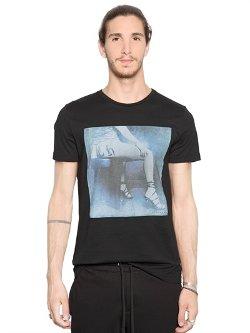 Skyler gisondo quiksilver men 39 s haze screen t shirt from for T shirt printing richmond va