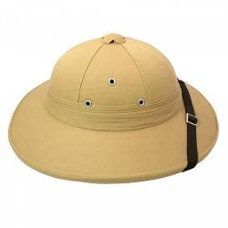 TRACLET - Pith Helmet