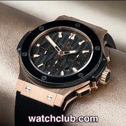 Hublot - Big Bang Evolution Rose Gold & Ceramic