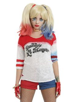 Hot Topic - DC Comics Suicide Squad Harley Quinn Daddy