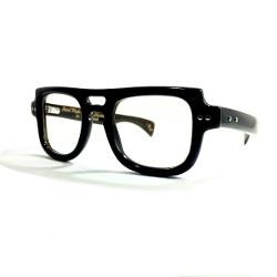 Bird & Cage - Hand crafted buffalo horn eyeglasses