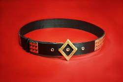 AnimalSkin - Original Harley Quinn Suicide Squad Diamond Belt