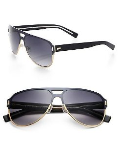 ce4c767468b Dior Homme 0092 Aviator Sunglasses