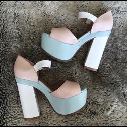 Nasty Gal - Nasty Gal Platform heels