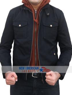 New American Jackets - Civil War Bucky Barnes Jacket Cotton