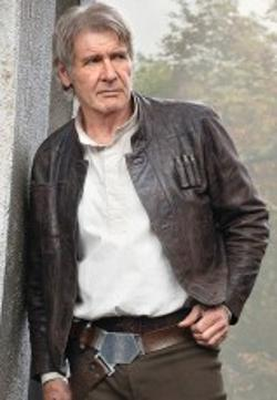 fjackets - Star Wars Han Solo White Shirt