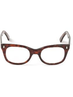 Kingsman Glasses Frame : Taron Egerton Cutler And Gross Tortoiseshell Acetate ...