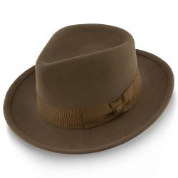 Walrus Hats - Capital Wool Felt Fedora