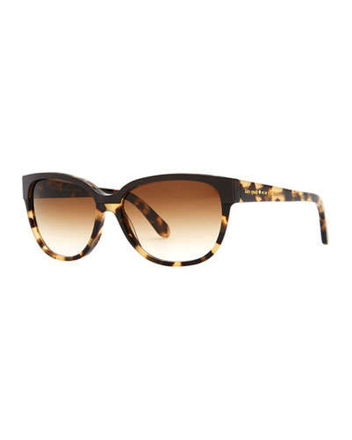 Kate Spade Tortoise Shell Glasses Frames : Kate Upton Kate Spade New York Brigit Tortoise-shell ...