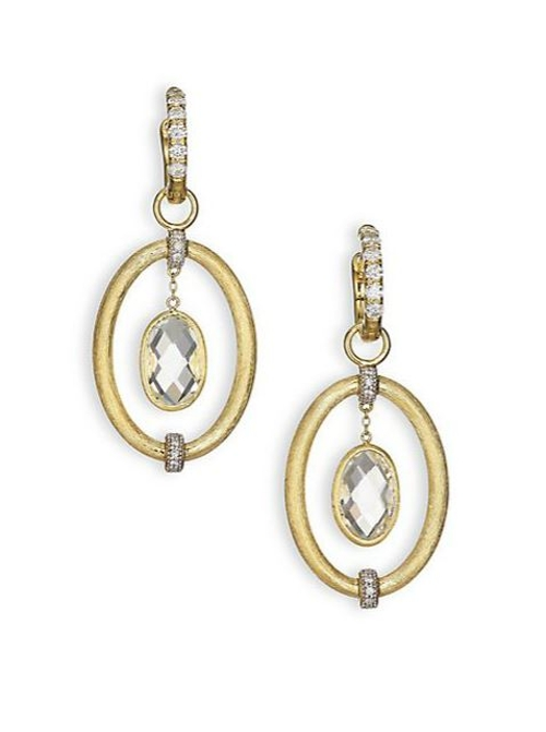 Diana Hardcastle Jude Frances Yellow Gold Oval Link ...