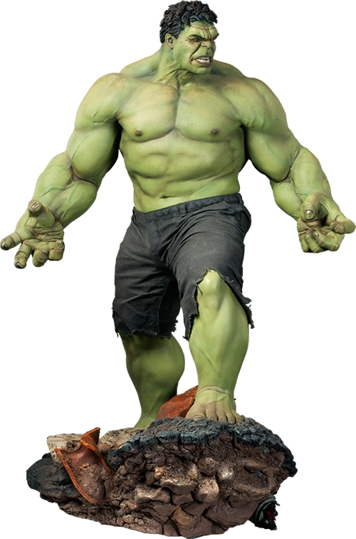 Big Bang Theory Hulk Statue