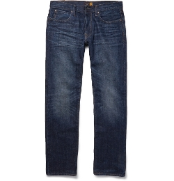 Slim Fit Washed Denim Jeans By J Crew In Insidious Chapter 3