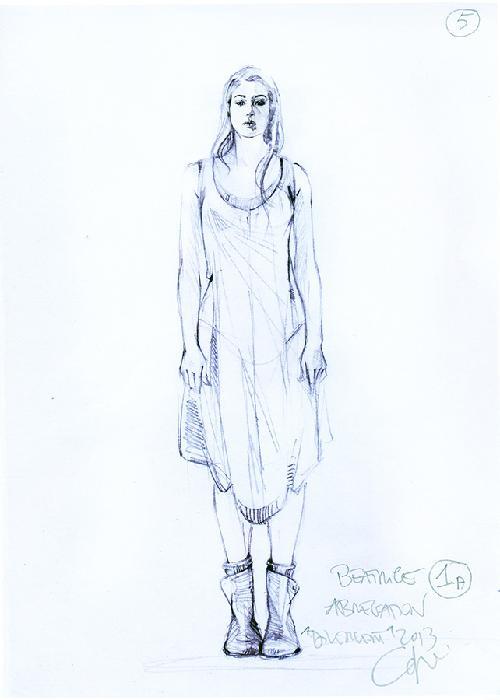 Shailene Woodley Carlo Poggioli (Costume Designer) Custom ...