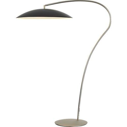 Alfie allen cb2 atomic arc floor lamp from john wick thetake for Cb2 lamp pool floor lamp