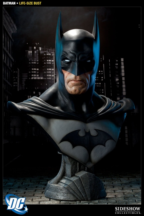 Big Bang Theory Batman Bust