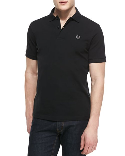 Faizon love fred perry short sleeve polo shirt from couple for Couple polo shirts online
