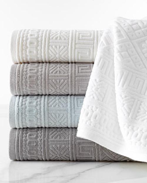 Peri Towels Home Goods: Zoey Deutch Kassatex Ana Capri Towels From Vampire Academy