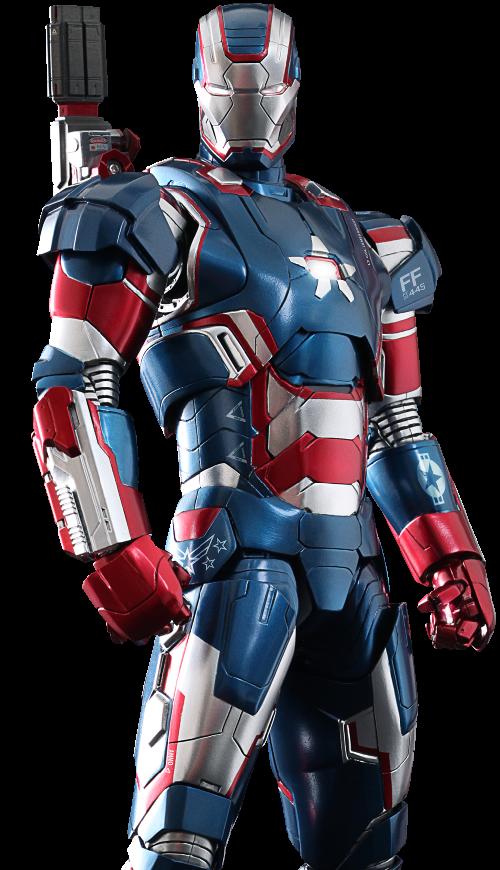 Iron Man 3 Suit Patriot Don Cheadle Ryan Meine...